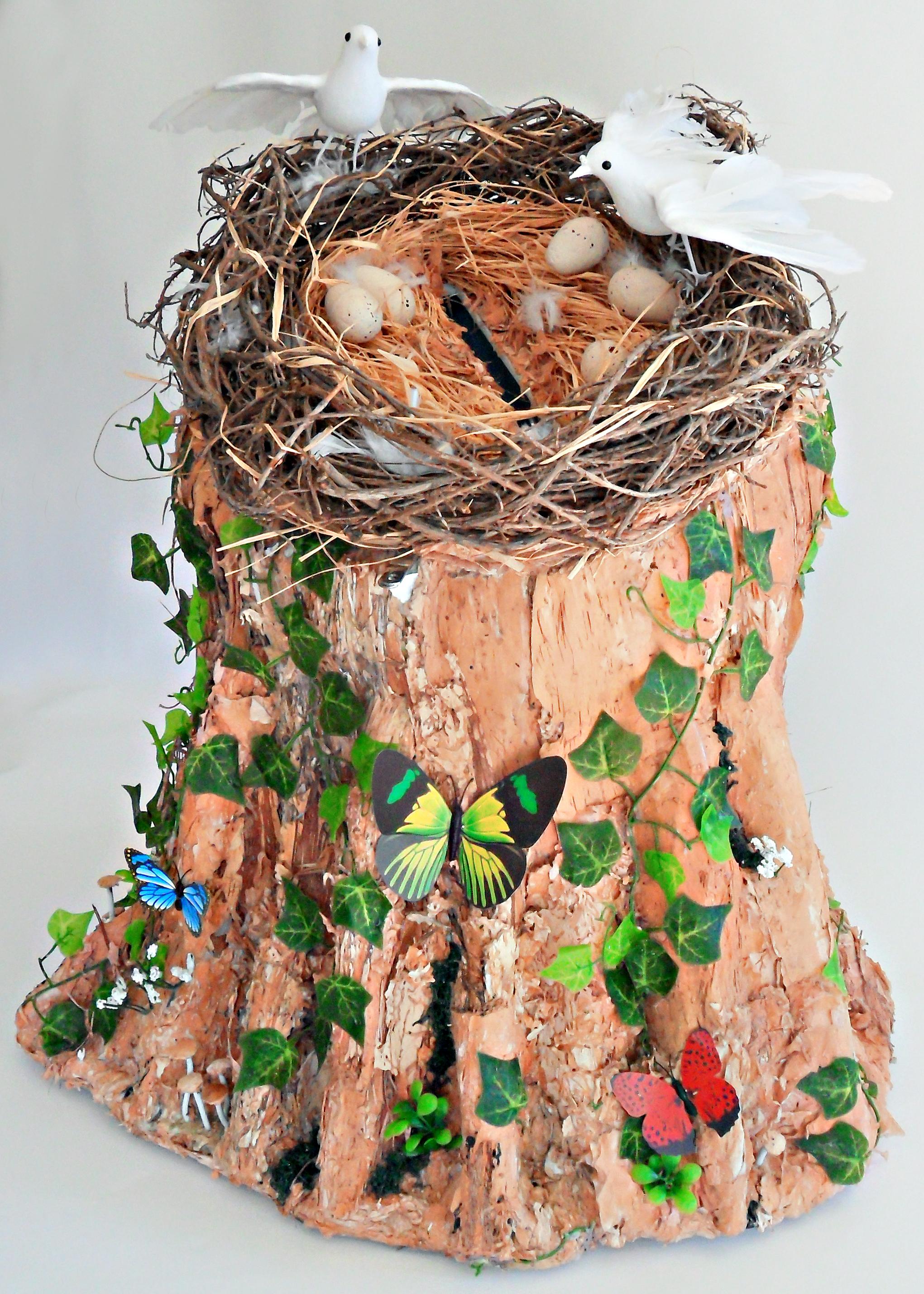Love Nest Wishing Well