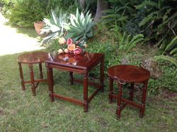 Buckingham 3 piece table Suite