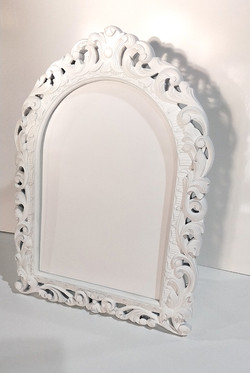 Carved Free Standing Frame