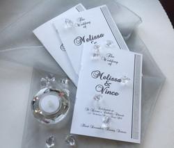 Mel & Vince Church Booklets
