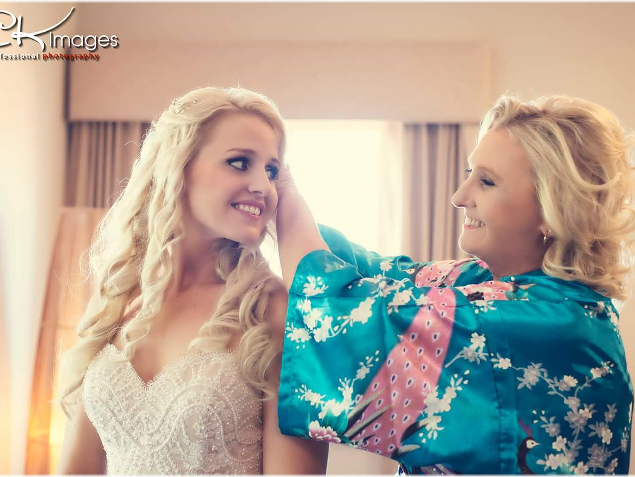Bride and Mother of the Bride
