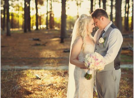 Adam and Jade's Romantic Wedding