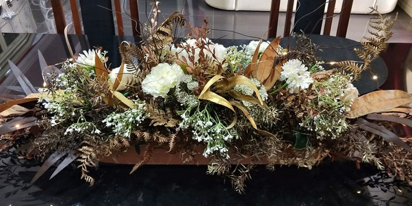Guest Table Centrepiece