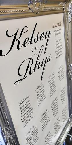 Slice of Rhys & Kelsey Seating Plan