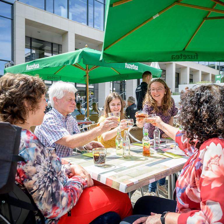 Geleide bierwandeling langs vergeten cafés