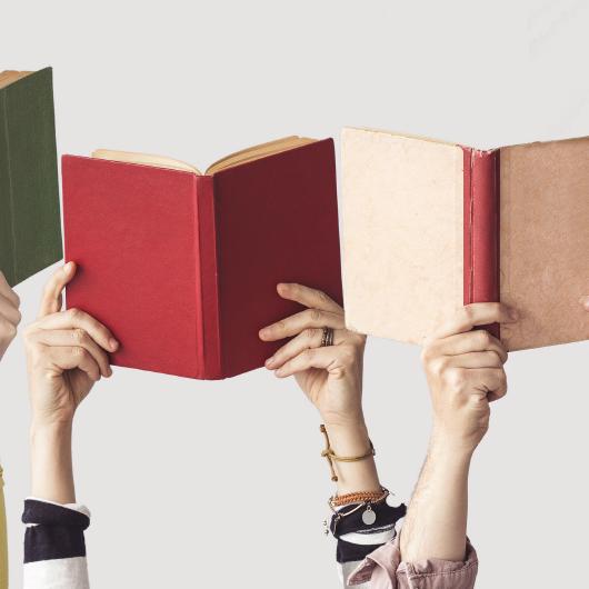 Jaarlijkse boekenverkoop van de bibliotheek