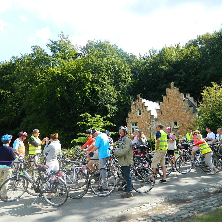 Geleide fietstocht: Tervuren voor beginners