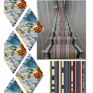 Margo Selby x Alternative Flooring x Campaign for Wool competition