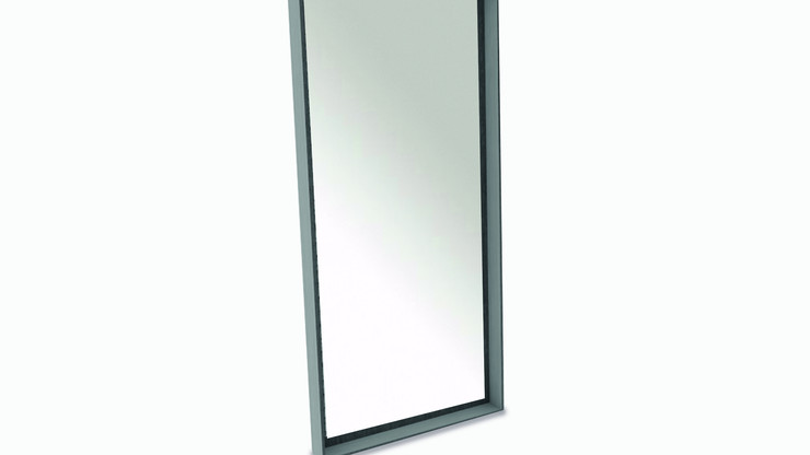 POSADAS  Description :   Mirror with structure in laquered MDF (other sizes on demand)   Size (LxWxH) :  80 x 15 x 80 cm 60 x 15 x 160 cm 80 x 15 x 200 cm