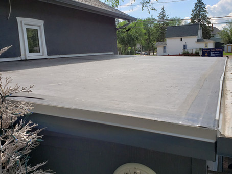 Repair/Replacement Services: Flat Roof Replacement