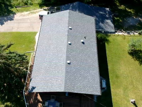 Residential Shingle Replacement