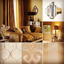 Go For Gold ✨🌞✨ New fall fabrics!! Warm