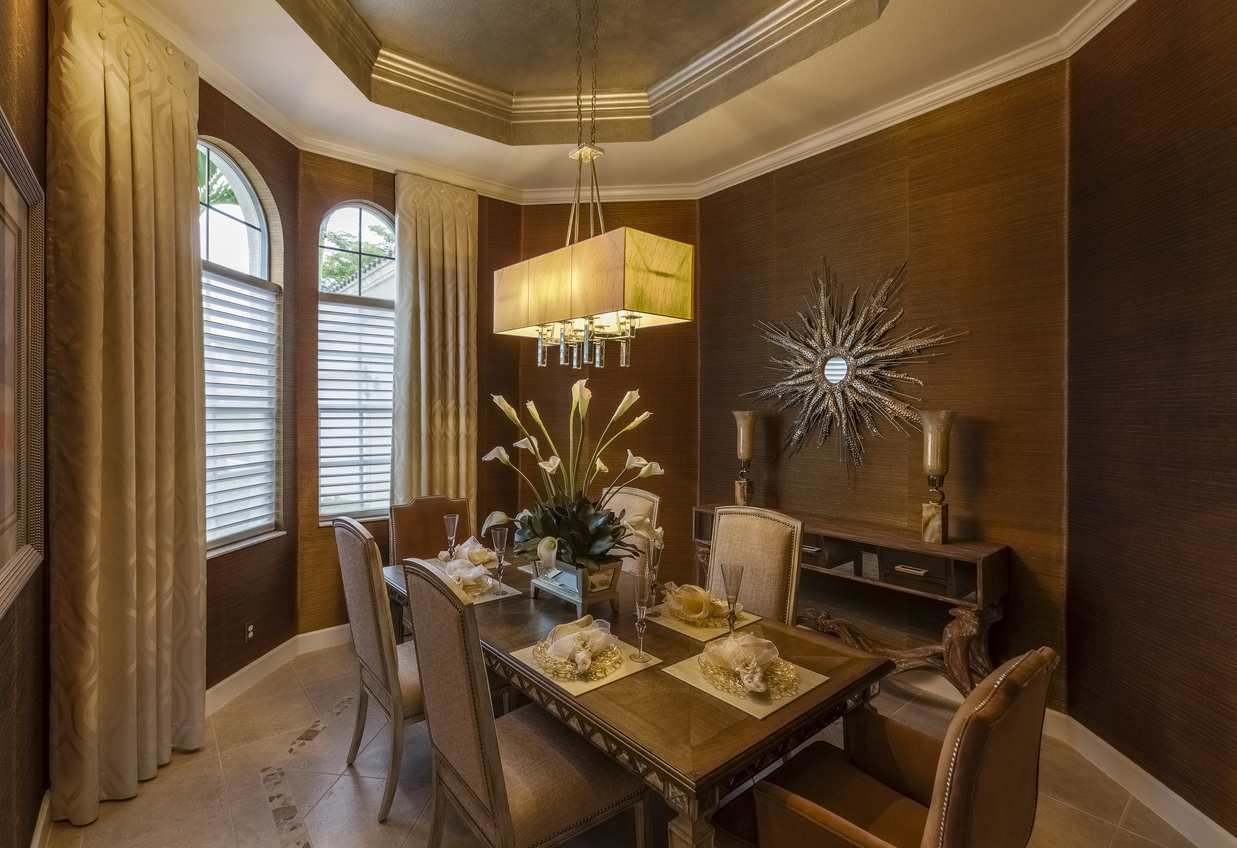 Elegant-Dining-Room-in-Southwest-Florida