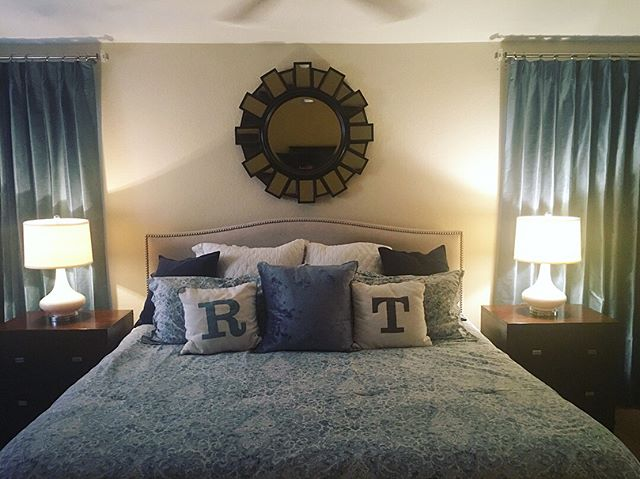 Completing your master bedroom project c