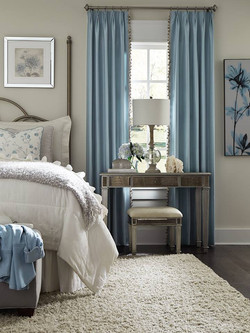 Bedroom Drapery Carole