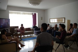 Event Review | Community Sharing with Moishe House, 17th May, 2015