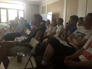 Event Review | Mental Health for Soon to be College Students with ESC
