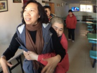 CandleX visited Sunshine Home, a Psychiatric Group Home in Beijing, March 2016