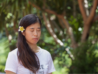 Event l Meditation transforms me: from depression to inspiration, at Bar Camp