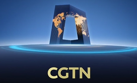 News | CandleX on the CGTN news on World Health Day