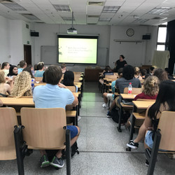 Event Review | Mental Health for Foreign students in Jing
