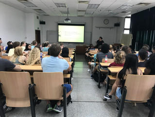Event Review   Mental Health for Foreign students in Jing