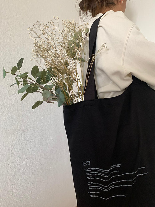 Hope oversized Bag
