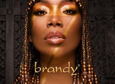 "NEW ALBUM ALERT: Brandy ""B7"""