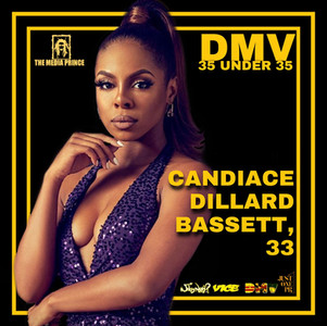 Candiace Dillard Bassett