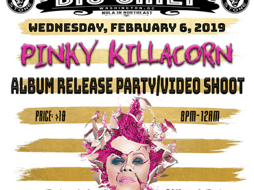 """EVENT REVIEW: Pinky Killacorn PRESENTS................ """"Pinky & The Pain ALBUM RELEASE&quot"""