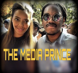 TheMediaPrince & Angela Simmons