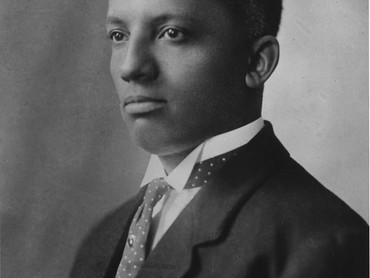 BLACK HISTORY MONTH ACKNOWLEDGEMENT: Carter G. Woodson