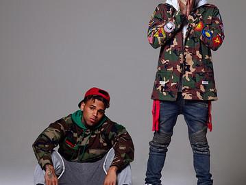 New Music: Chris Brown & Tyga feat. ScHoolboy Q – 'Bitches N Marijuana'