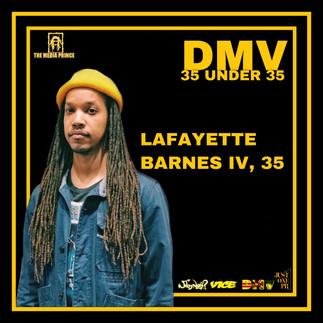 Lafayette Barnes IV