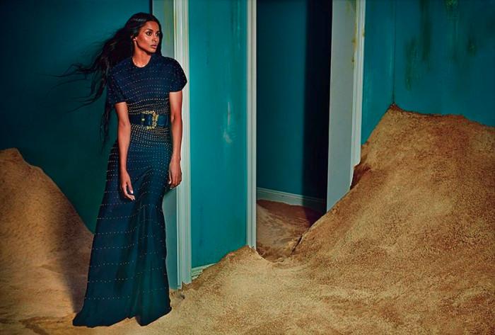 3-Ciara-by-Francesco-Carrozzini-for-Roberto-Cavallis-FallWinter-2015-Advertising