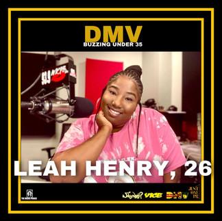Leah Henry