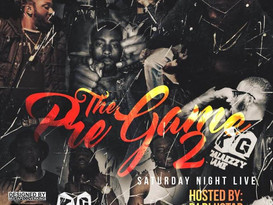 """NEW MIXTAPE ALERT: Khalaezzy Game """"The Pre-Game 2: Saturday Night Live"""""""
