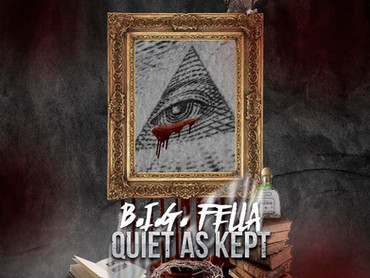 "NEW MIXTAPE ALERT: B.I.G Fella ""Quiet As Kept"""