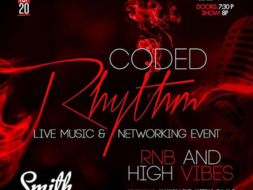 """EVENT REVIEW:   DCTOP20 """"Coded Rhythm"""""""
