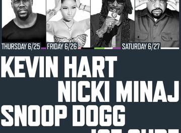 Nicki Minaj will headline BET Experience in June!