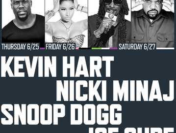 Nicki Minaj will headline BET Experience in June!