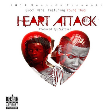 New Music: Gucci Mane feat. Young Thug – 'Heart Attack'