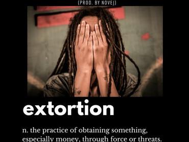 "NEW MUSIC ALERT: Smoochie Blanco ""Extortion"""