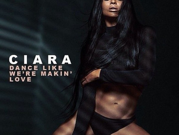 """Ciara New VIDEO:  """"Dance Like We're Makin' Love"""""""