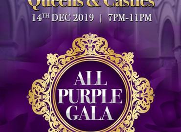 "EVENT SPOTLIGHT: DC Now Events PRESENTS ""Queens & Castles All Purple Gala"""