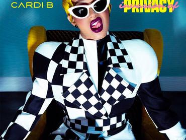 "NEW ALBUM ALERT: Cardi B ""Invasion Of Privacy"""