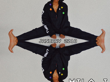 "NEW EP ALERT: Mila J ""January 2018"""