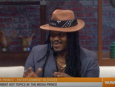 DC's Media Prince talks hot topics on Great Day Washington