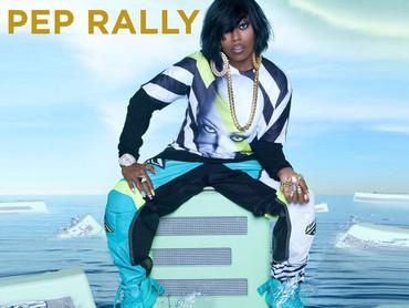 "NEW MUSIC ALERT: MISSY ELLIOTT ""PEP RALLY"""