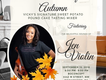 """EVENT REVIEW: Vicky's PRESENTS """"The Taste Of Autumn"""""""
